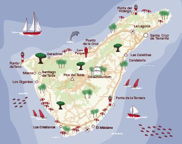 Die Schonsten Teneriffa Strande Fur Ihren Badeurlaub